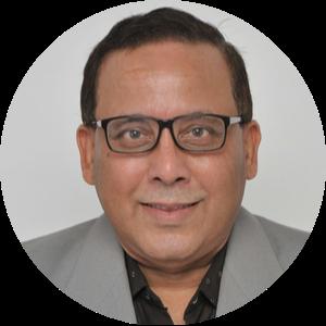 Kaushik Majumdar, Marketing Executive of Matrixonics