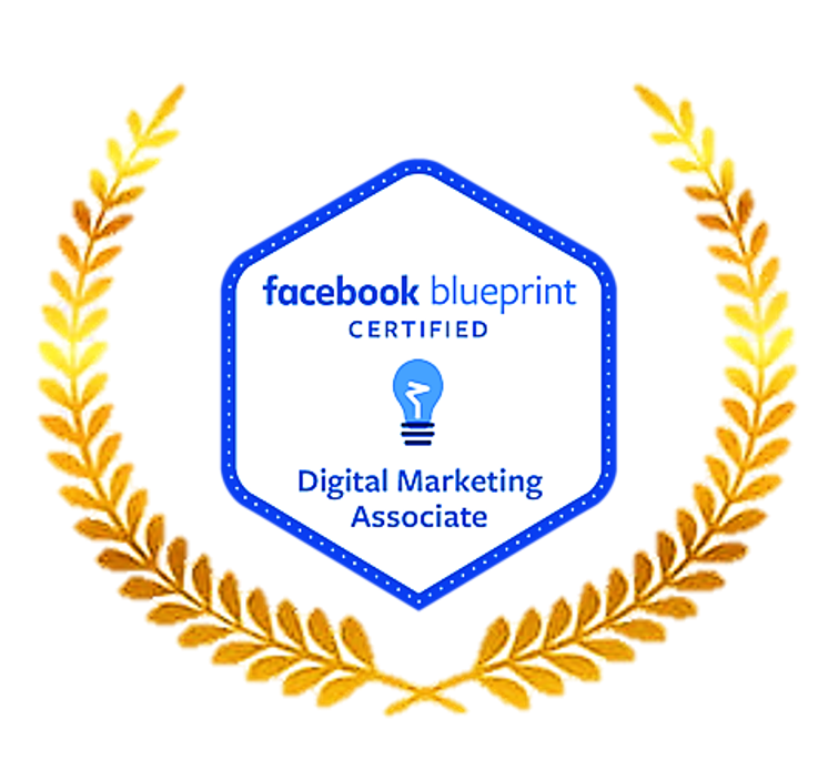 Facebook Blueprint Certified Digital Marketing Associate